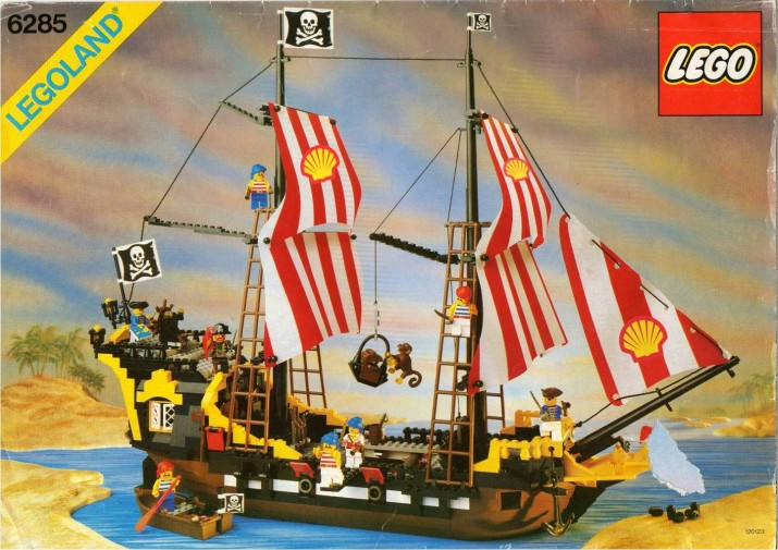Shell Pirate Ship-6285