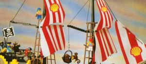 LEGOs, LEGOs, Everywhere, and a Partnership with Shell